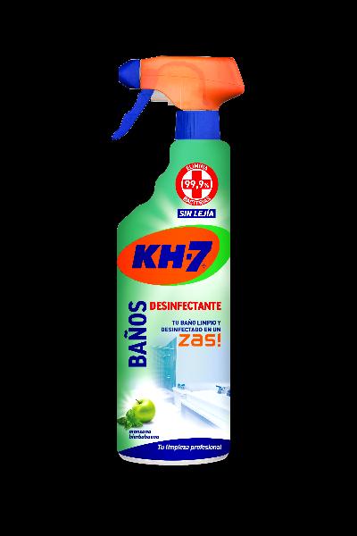 Pack KH-7 Baños Desinfectante