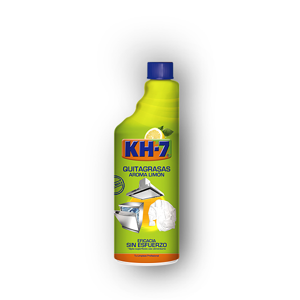 Pack KH7 Quitagrasas aroma Limón