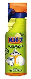 Pack KH7 Quitagrasas Cítrico formato recambio