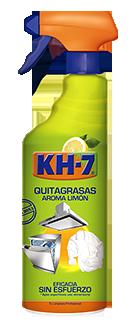 Pack KH7 Quitagrasas Cítrico
