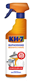 Pack KH7 Quitagrasas Desinfectante