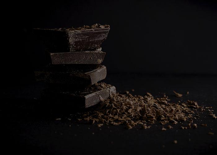 Cómo quitar manchas de chocolate