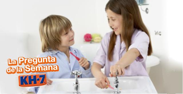 ¿Cada cuándo limpias el baño? - KH7