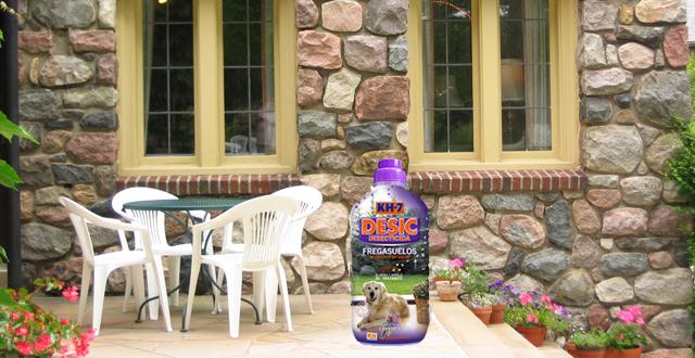 Despídete tranquilamente de los insectos durante las vacaciones con KH-7 Desic