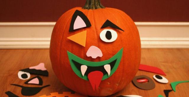 Celebramos Halloween por todo lo alto con una manualidad fantástica