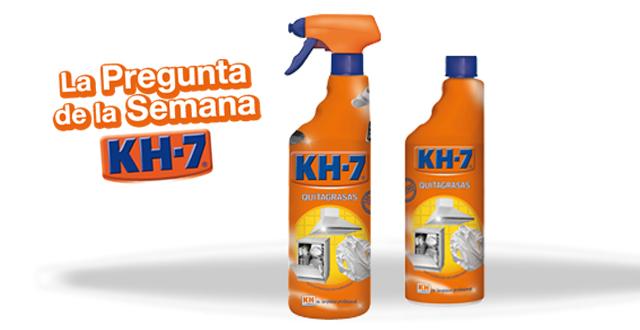 Participa en la Pregunta de la Semana y gana fantásticos premios por cortesía de KH-7