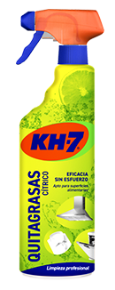Pack KH-7 Quitagrasas Aroma Limón