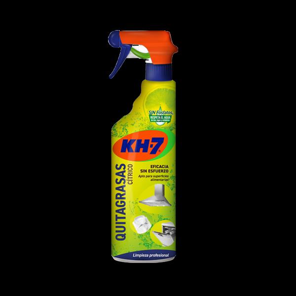 Pack KH-7 Quitagrasas aroma Limón