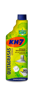 Pack KH-7 Quitagrasas Cítrico formato recambio