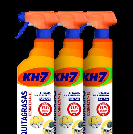 KH-7 Quitagrasas Desinfectante
