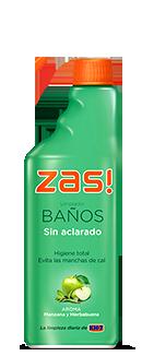 Pack ZAS! Baños formato recambio