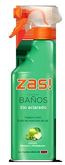 Pack ZAS! Baños