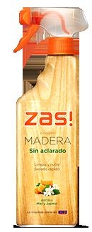 Pack ZAS! Madera
