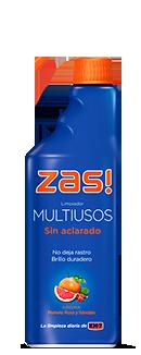 Pack ZAS! Multiusos formato recambio