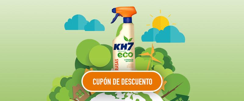 CUPÓN DESCUENTO KH7 ECO