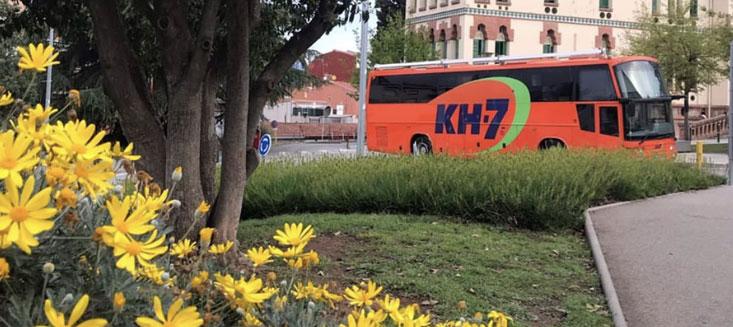 KH-7 aporta su grano de arena en la lucha contra el coronavirus