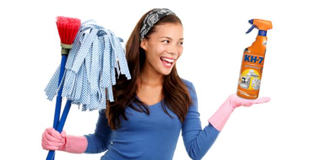 ¿Salir a correr con este calor? ¡Ponte en forma limpiando tu casa!