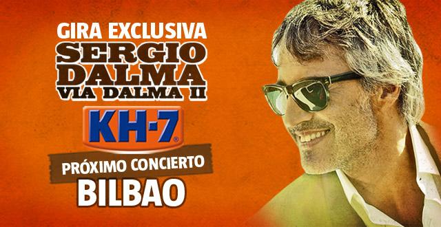Sergio Dalma hoy en Bilbao!