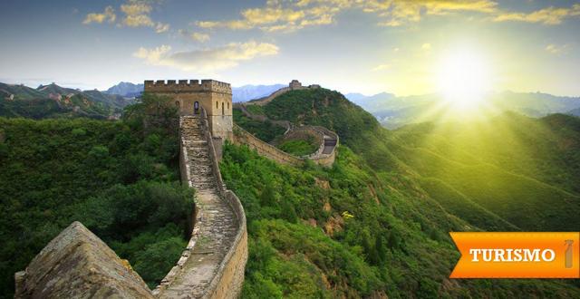 ¿Sabias que tardarías 101 días aproximadamente en recorrer toda la muralla china andando?