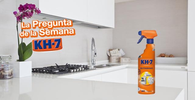 KH-7 el producto más utilizado a diario