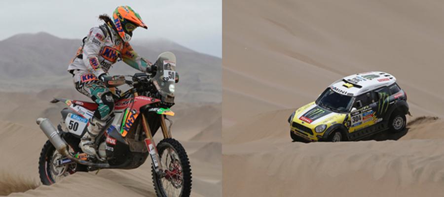 Dakar Etapa 10: Iquique – Antofagasta