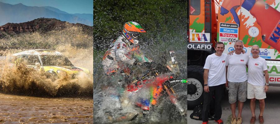 Dakar Etapa 7: Salta – Salta / Salta – Uyuni
