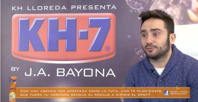 J.A. Bayona responde a vuestras preguntas