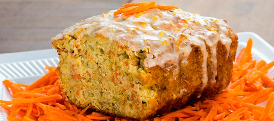 "Receta: ""Carrot cake"" (pastel de zanahoria)"