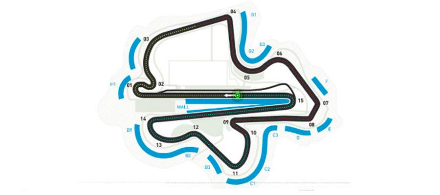 Fórmula 1 en Malasia. El Gran Premio más duro