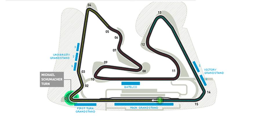 Gran Premio de Bahréin, carrera nocturna y polémica