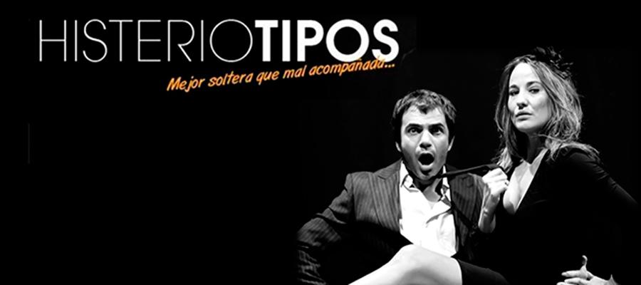 """""""Histereotipos"""", teatro y humor en Madrid"""