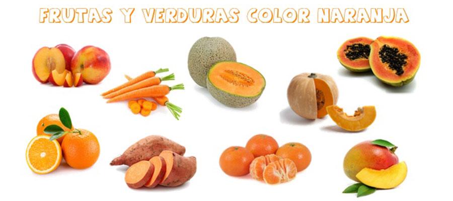 Frutas y verduras naranjas: los mejores antioxidantes