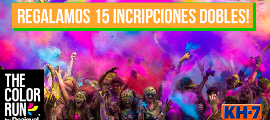 The Color Run by Desigual