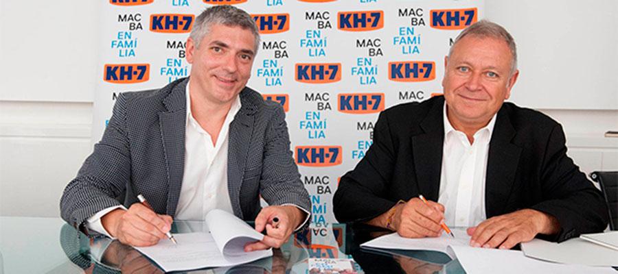 """KH-7, nuevo patrocinador de """"MACBA EN FAMILIA"""""""