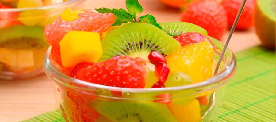 Alimentos refrescantes para combatir las altas temperaturas