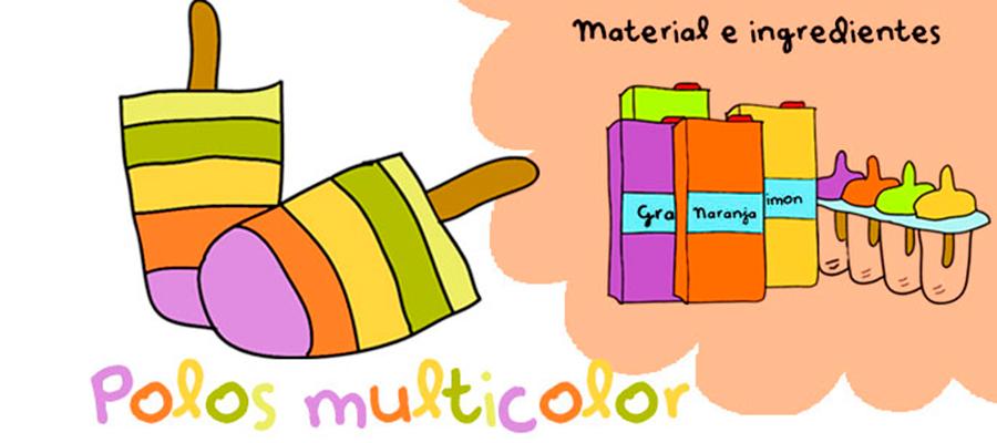 Polos multicolor