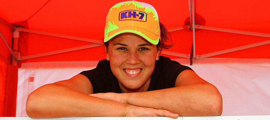 Laia Sanz deja el trial