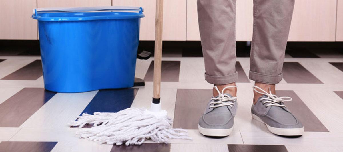 TipsKH7: KH7 para limpiar el suelo
