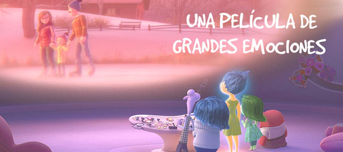 """Del Revés"" la nueva película de Disney-Pixar"