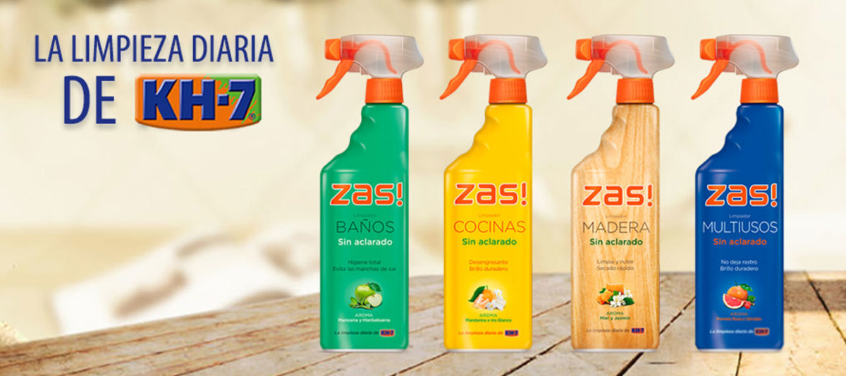 "Imagen post ""Tu casa limpia con ZAS!"""