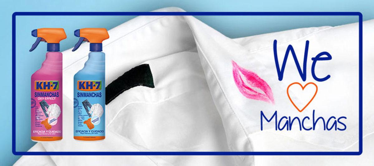 ¿Cómo quitar las manchas de maquillaje de la ropa?