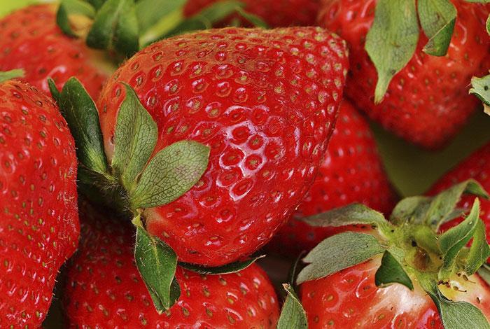 Manchas de Fruta