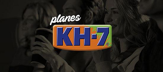 ¡Nueva promoción, gana planes gratis con KH-7!
