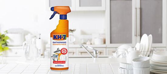 ¿Qué es la desinfección? KH-7 Desinfectante