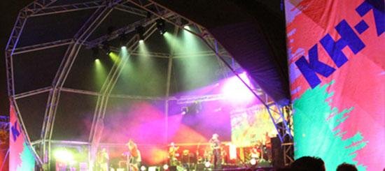 KH-7 llena de música y público las 24 Horas de Automovilismo