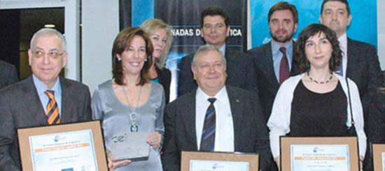 KH Lloreda galardonada en los premios CEL