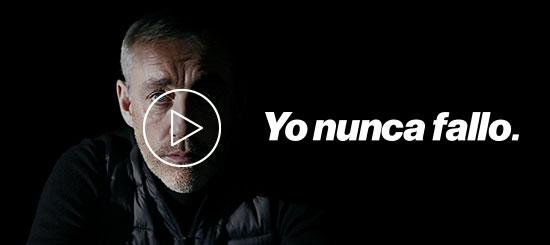 """""""Yo nunca fallo"""", la nueva e intrigante campaña de publicidad de KH-7"""