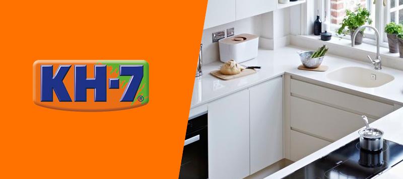 Productos de limpieza para la cocina kh7 for Productos para cocina