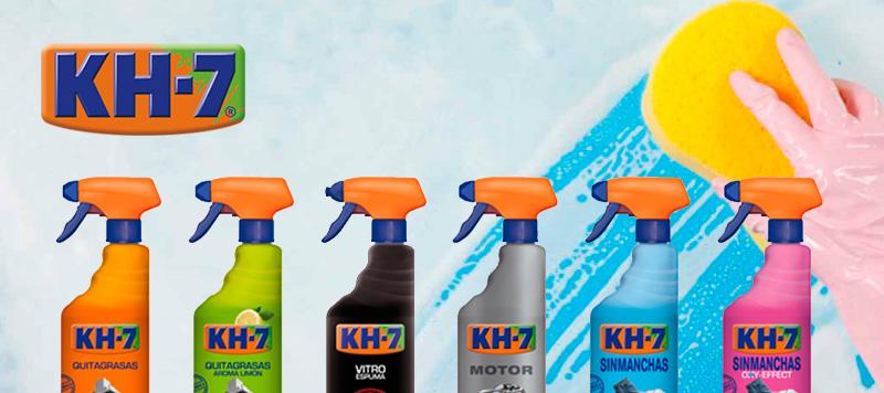 Consejos de uso de KH7
