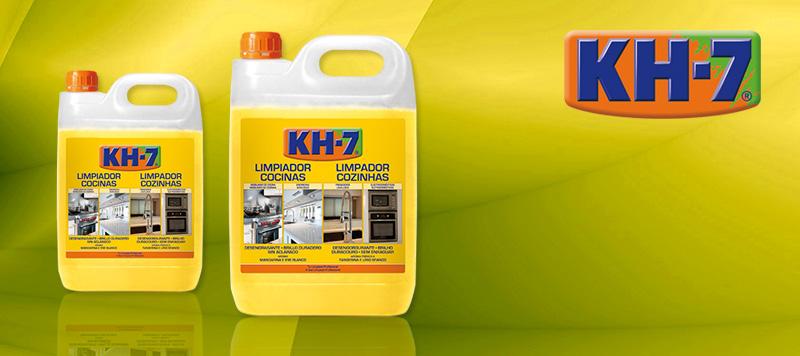 Producto de limpieza profesional para cocina kh7 for Productos de limpieza para cocina
